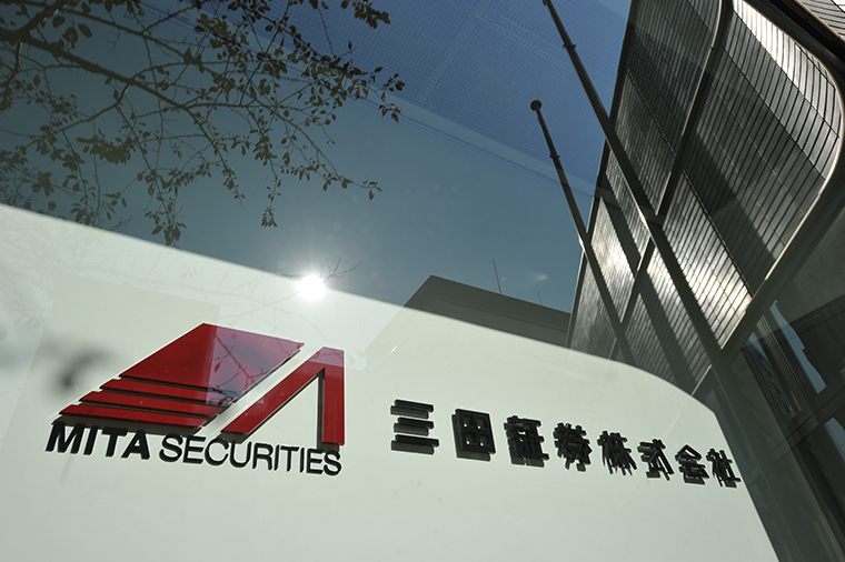 About MITA SECURITIES Co., Ltd.