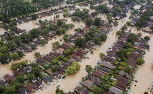 ハリケーン・ハーヴィに伴う浸水被害