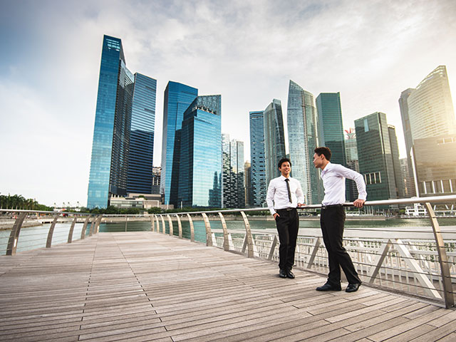<シンガポール勤務>クロスボーダー取引のソーシング及びエクゼキューション